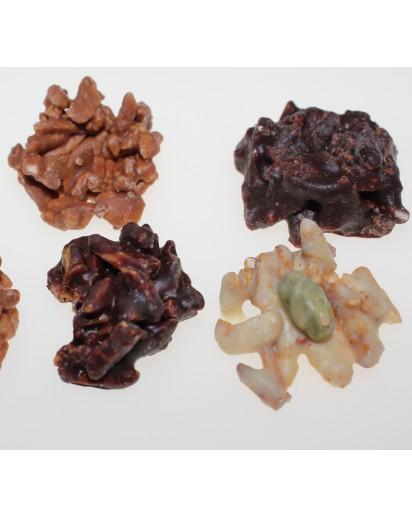 Almond Pistachio Clusters