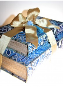 NEW! The Blue Silk Book
