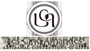 Les Cinq Amandes Logo